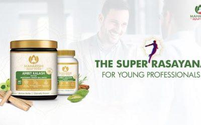 MAK- The Super Rasayana for young professionals.